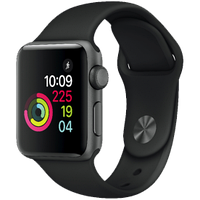 Apple Watch Series 3 38mm Space Gray
