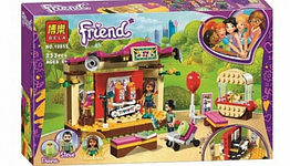 Конструктор BELA Friend Сцена Андреа в парке 10855 (Аналог LEGO Friends 41334) 233 дет
