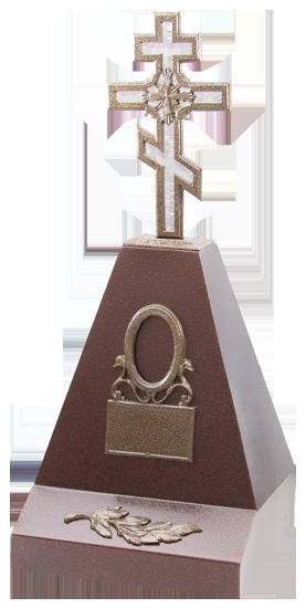 Кресты металлические православные