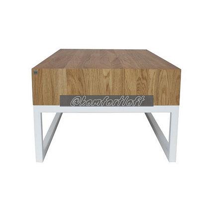Стол с тумбой в стиле Loft, фото 3