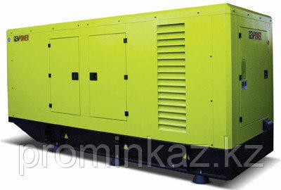 Генератор дизельный в кожухе GENPOWER GNT300  c АВР 240 кВт