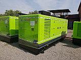 Генератор дизельный в кожухе GENPOWER GNT300  c АВР 240 кВт, фото 2