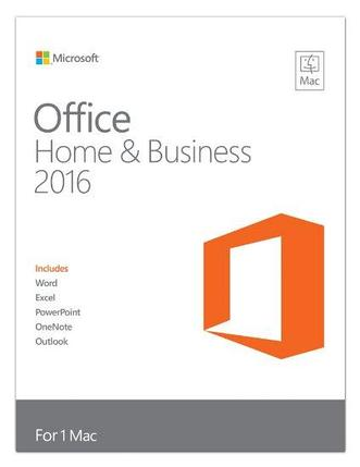 Microsoft Office 2016 Home and Business for MAC  , фото 2