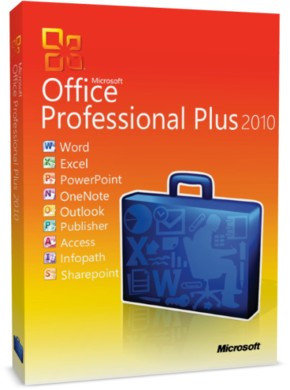 Microsoft Office 2010 Professional Plus, фото 2