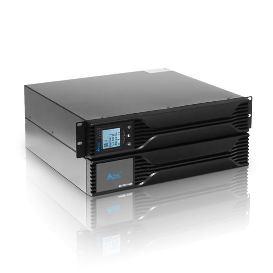 UPS SVC RT-3KL-LCD стоечный 2100Вт