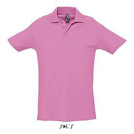 Рубашка поло мужская | Spring II | Sols | Orchid pink