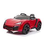 Электромобиль детский Lykan Hypersport, красный, фото 2
