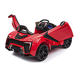Электромобиль детский Lykan Hypersport, красный, фото 3