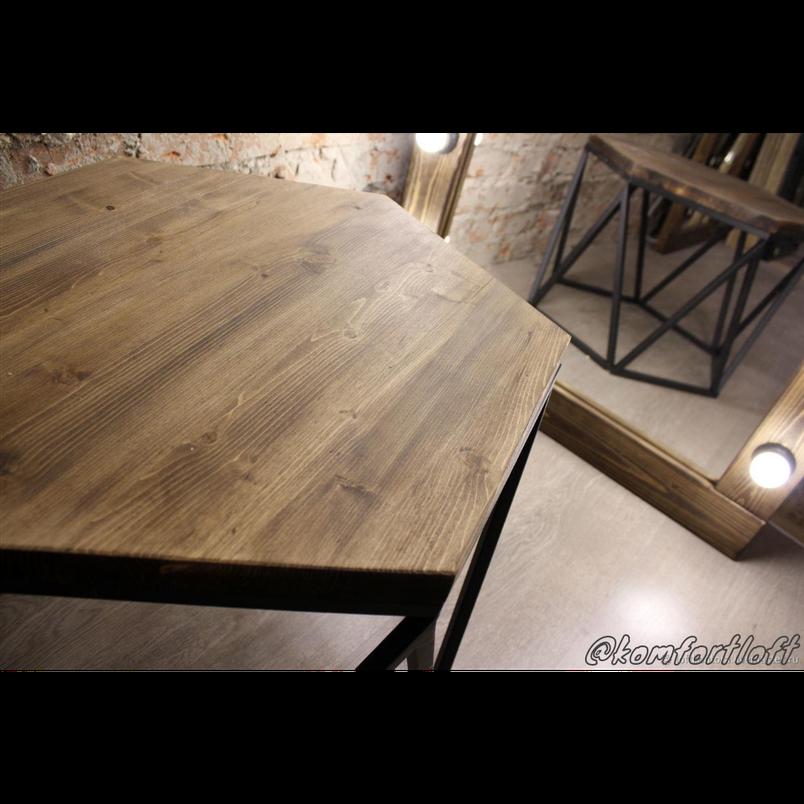 Журнальный/кофейный столик LOFT, фото 2