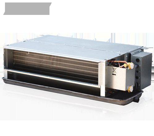Канальные двухрядные фанкойлы MDV: MDKT2-300 G30 (2.7/4.3 кВт)
