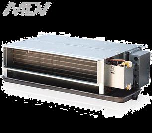 Канальные двухрядные фанкойлы MDV: MDKT2-400 G30 (3.6/5.4 кВт), фото 2