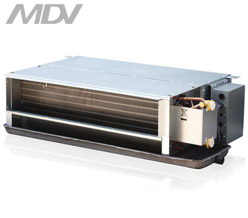 Канальные двухрядные фанкойлы MDV: MDKT2-500 G30 (4.4 кВт / 30Pa)