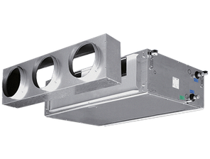 Канальные двухрядные фанкойлы MDV: MDKT2-500 G30 (4.4 кВт / 30Pa), фото 2