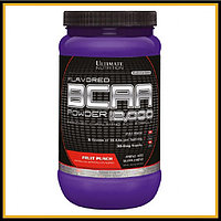 Ultimate Nutrition Flavored BCAA Powder (457g) (Ежевика)