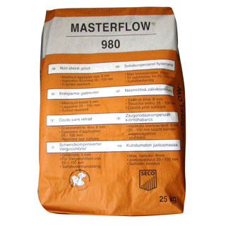 Masterflow 980 25 кг.