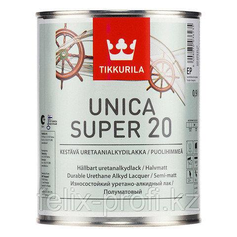 UNICA SUPER EP лак п/мат 0,9л