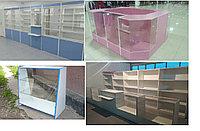 Торговое оборудование: витрины, прилавки в алматы