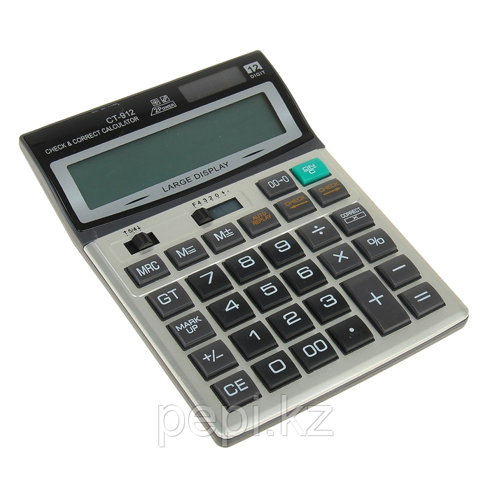 Калькулятор 912С, 12р Cititon