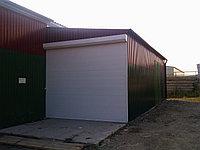 Рольворота гаражные