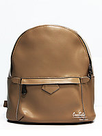 Сумка-рюкзак Women backpack beige 108