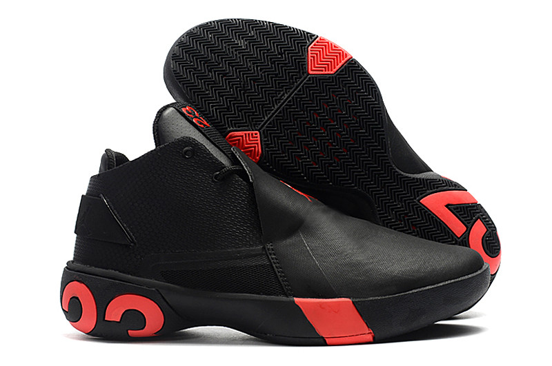 e248b4b9 Баскетбольные кроссовки Nike Air Jordan Ultra.Fly 3 (III) Black\Red (40-46)