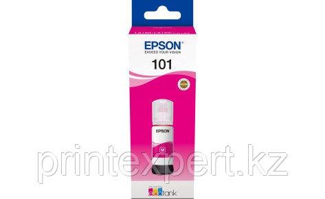 Чернила Epson C13T03V34A 101 EcoTank 70ml для L4150/L4160 пурпурный