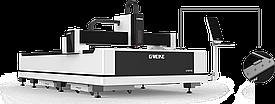 Оптоволоконный лазерный станок для резки металла LF3015E