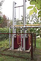 Котлы внешней установки (КВУ) от 300 кВт до 1300 кВт