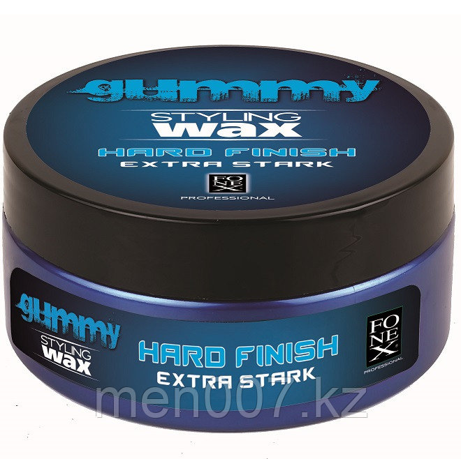 Gummy Hair Styling Wax Hard Finish (Воск для укладки волос)