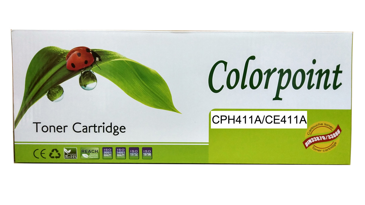 Картридж Colorpoint CPH411A CE411A