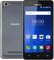 Смартфон Philips S326 LTE серый
