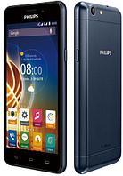 Смартфон Philips V526 LTE синий