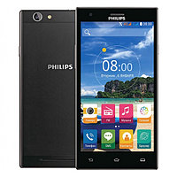 Смартфон Philips S616 LTE черный
