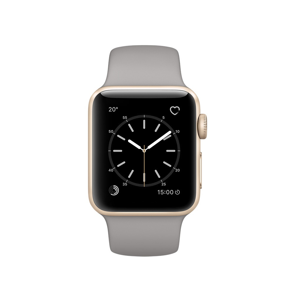 Умные часы Apple Watch Series 1, 38mm Gold Aluminium Model A1802