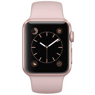 Умные часы Apple Watch Series 1, 38mm Rose Gold Aluminium Model A1802