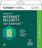 Антивирус Kaspersky Lab Kaspersky Internet Security для Android