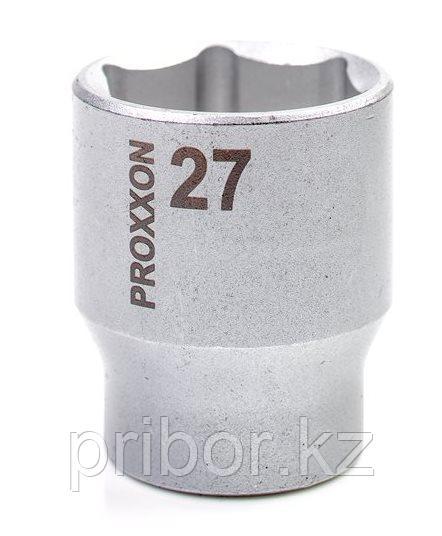 "23426 Proxxon Головка на 1/2"", 27мм"