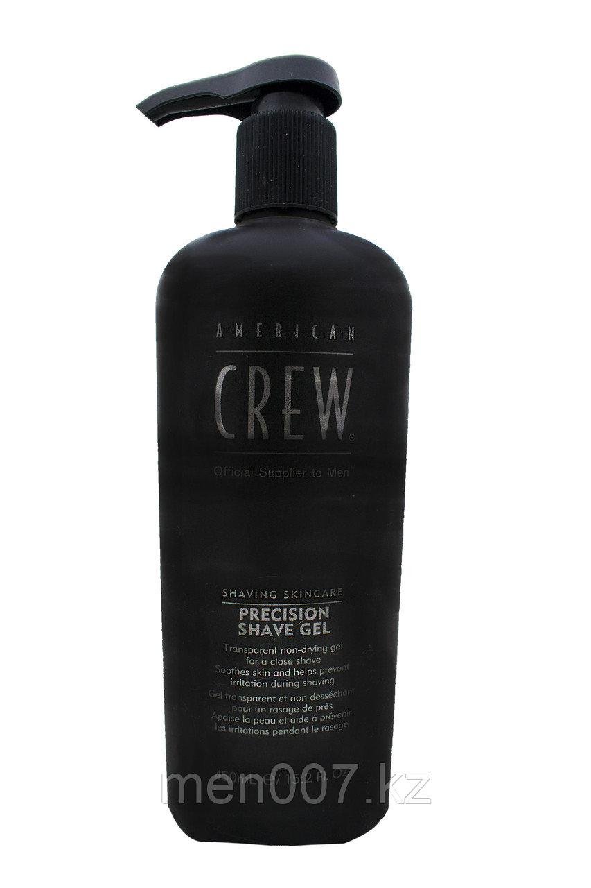 American Crew Precision Shave Gel (Непенящийся гель для бритья) 450 мл