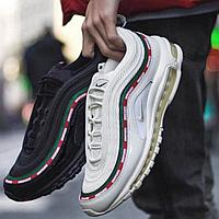 Кроссовки осень Nike Air Max 97 x The Undefeated White