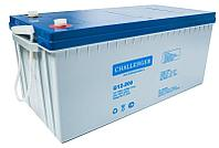 CHALLENGER G12-200 гелевый аккумулятор. 200А/ч 12 Вольт