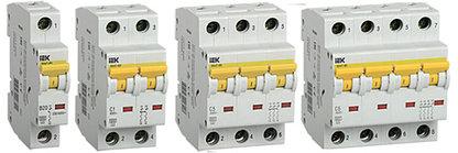 Торговая марка IEK представила новую серию автоматических выключателей ВА47-60