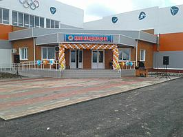 Скиммерный бассейн (спортивный). Размер = 25 х 11 х 1,7 м. Адрес: г. Актобе. 2