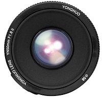 Обьектив Yongnuo YN 50mm f/1.8 ll Canon EF Standart Prime