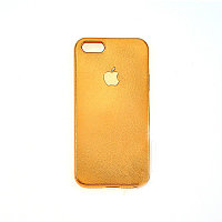 Чехол Leather Case iPhone 5/5S/SE Fashion Bronze (160301110)