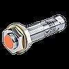 Индуктивный датчик М12, PNP НО, расстояние срабатывания 2мм