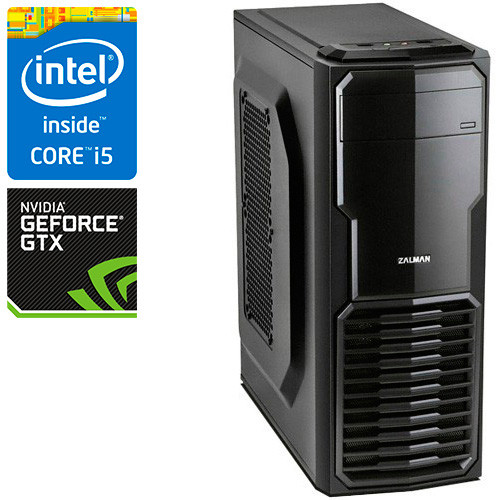 Системный блок  intel Core i5 3800GHZ/4Gb/HDD1TB