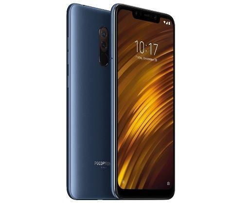 Xiaomi Pocophone F1 6/128Gb Steel Blue