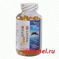 "Капсулы с Омега-3 ""Жир глубоководных рыб"" (Deep sea fish oil)"