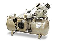 Безмасляный компрессор DK50 2V/110, фото 1