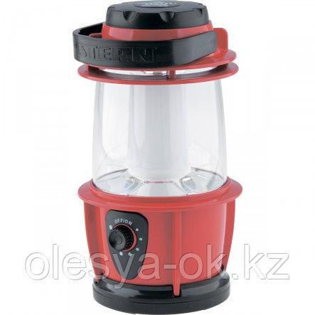Фонарик кемпинговый, светодиодный, с регулятором яркости, пластиковый корпус, 12 LeD, 3хАА. STERN, фото 2